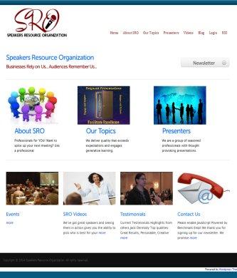 Speakers Resource Organization